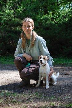 vodič a pes